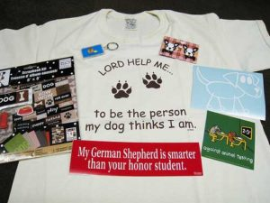 Witty Stickers that Work Great As Gifts for Dog Lovers
