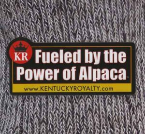 Fueled by the Power of Alpaca - Kentucky Royalty