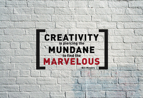 Bill Moyers: pierce the mundane to find the marvelous