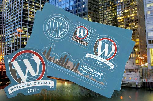 WordCamp-Chicago-2013-Custom-Sticker-Sheets-Sponsored-by-StickerGiant
