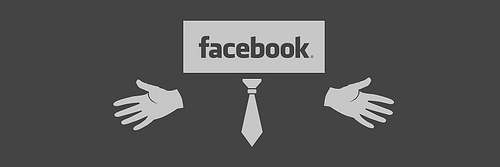 Facebook-with-Hands-and-Tie-Graphic