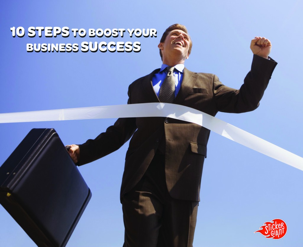 10-steps-to-boost-your-business-success