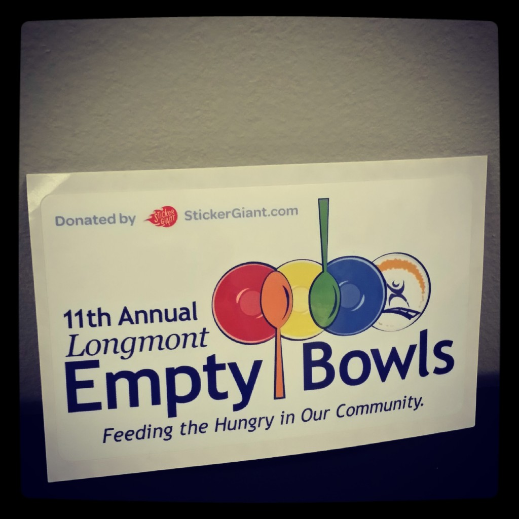 stickergiant sponsors empty bowls 2014