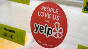 People are loving StickerGiant through Yelp Reviews