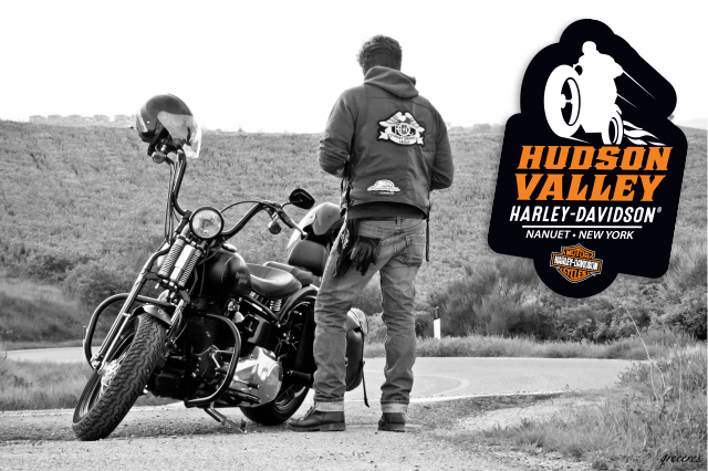 riding with hudson valley harley-davidson | sticker stories from