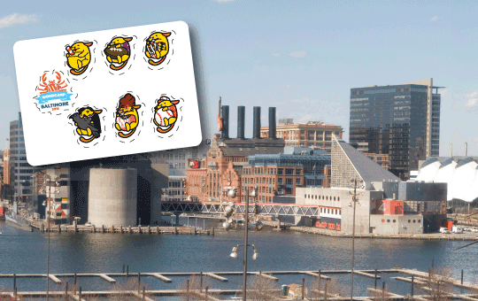Sponsored-Stickers-WordCamp-Baltimore-2016