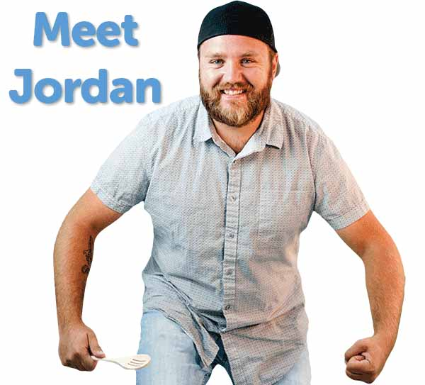 Meet Jordan from the Prepress Team at StickerGiant