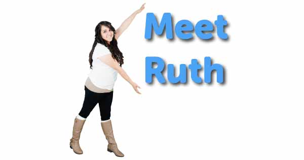 Meet Ruth from Team StickerGiant