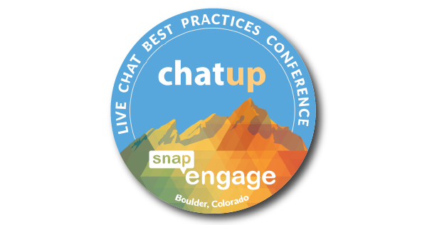 SnapEngage-ChatUp-2017-Sponsorship-die-cut-sticker-blog
