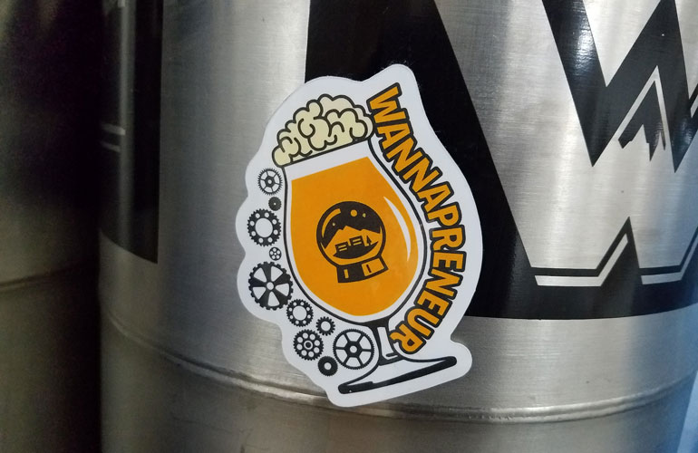 StickerGiant-Wannapreneur-Beer-Longmont-Startup-Week-2017