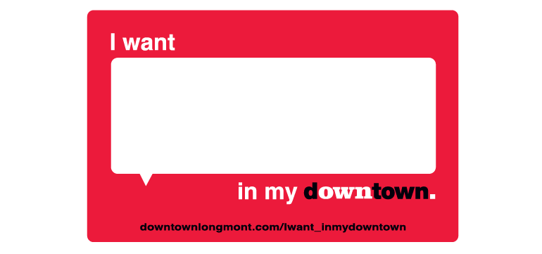 Downtown Block Party 2017 Name Tag Stickers Blog