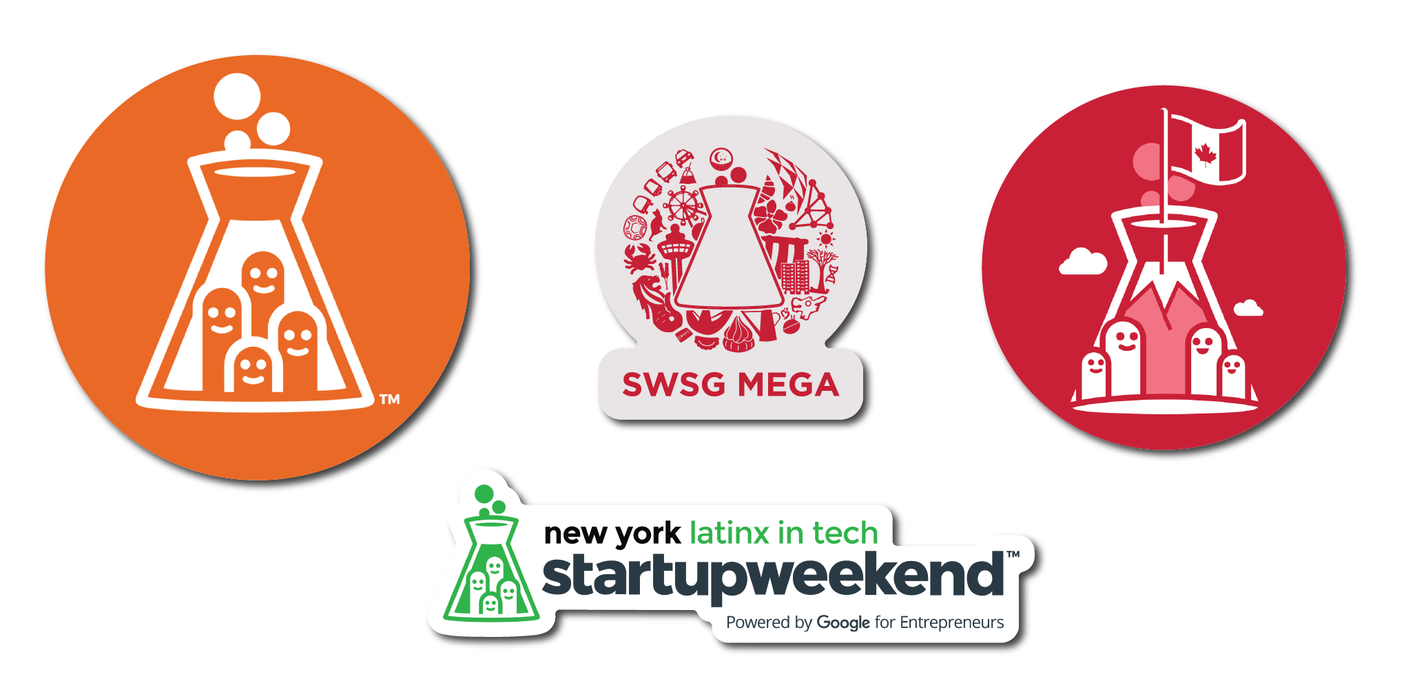 Startup Weekends Finland, Singapore, USA, and Canada blog