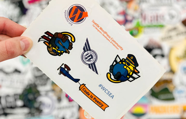 WordCamp-Seattle-2017-Sticker-Sheet-Wapuu-web