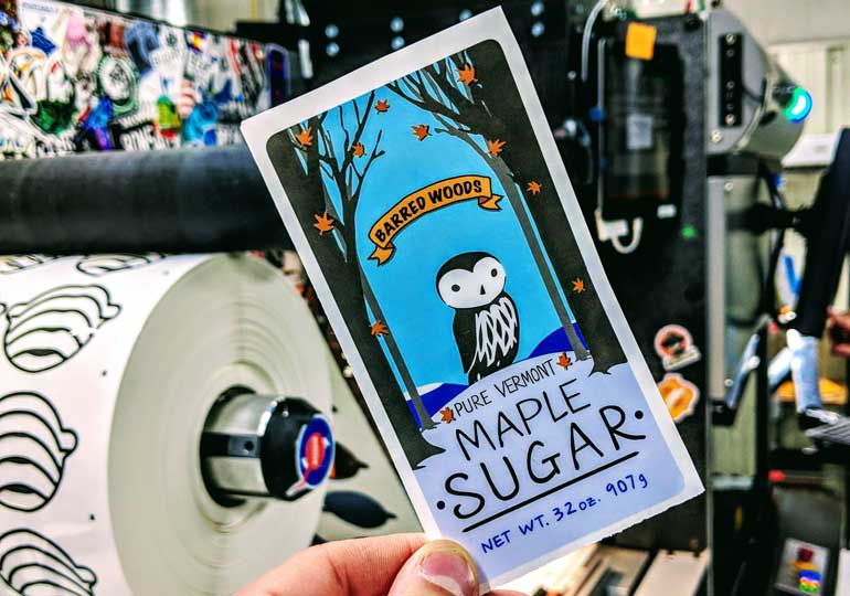 StickerGiant-Barred-Woods-Pure-Vermont-Maple-Syrup-2018-blog