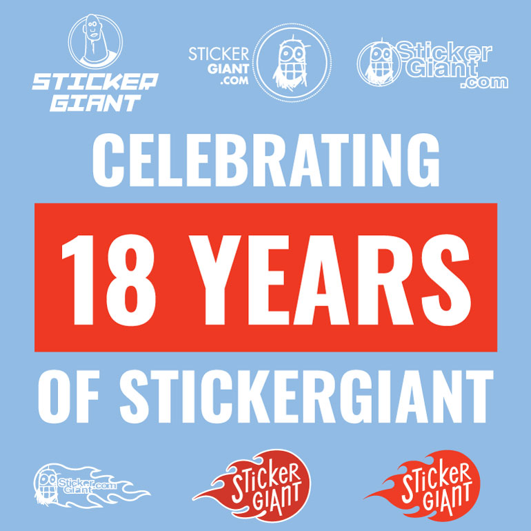 Celebrating-18-Years-of-StickerGIant-LogosAll-blog