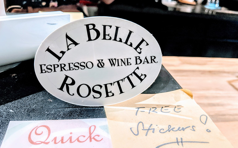 Custom-Oval-Stickers-from-StickerGiant-Printed-for-La-Belle-Rosette