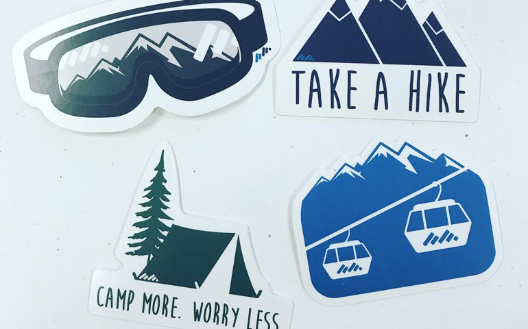 Custom-Die-Cut-Stickers-Printed-at-StickerGiant-for-Premier-Roofing-Company-in-Denver-CO