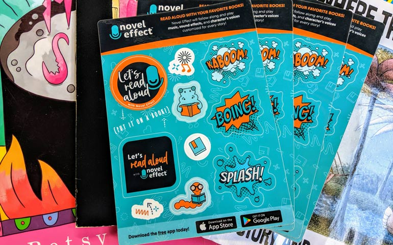 Custom-Sticker-Sheets-printed-by-StickerGiant-for-Novel-Effect-2019