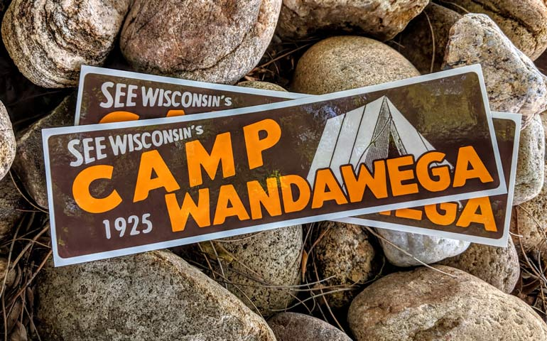 Custom-Bumper-Stickers-for-Camp-Wandawega-printed-by-StickerGiant