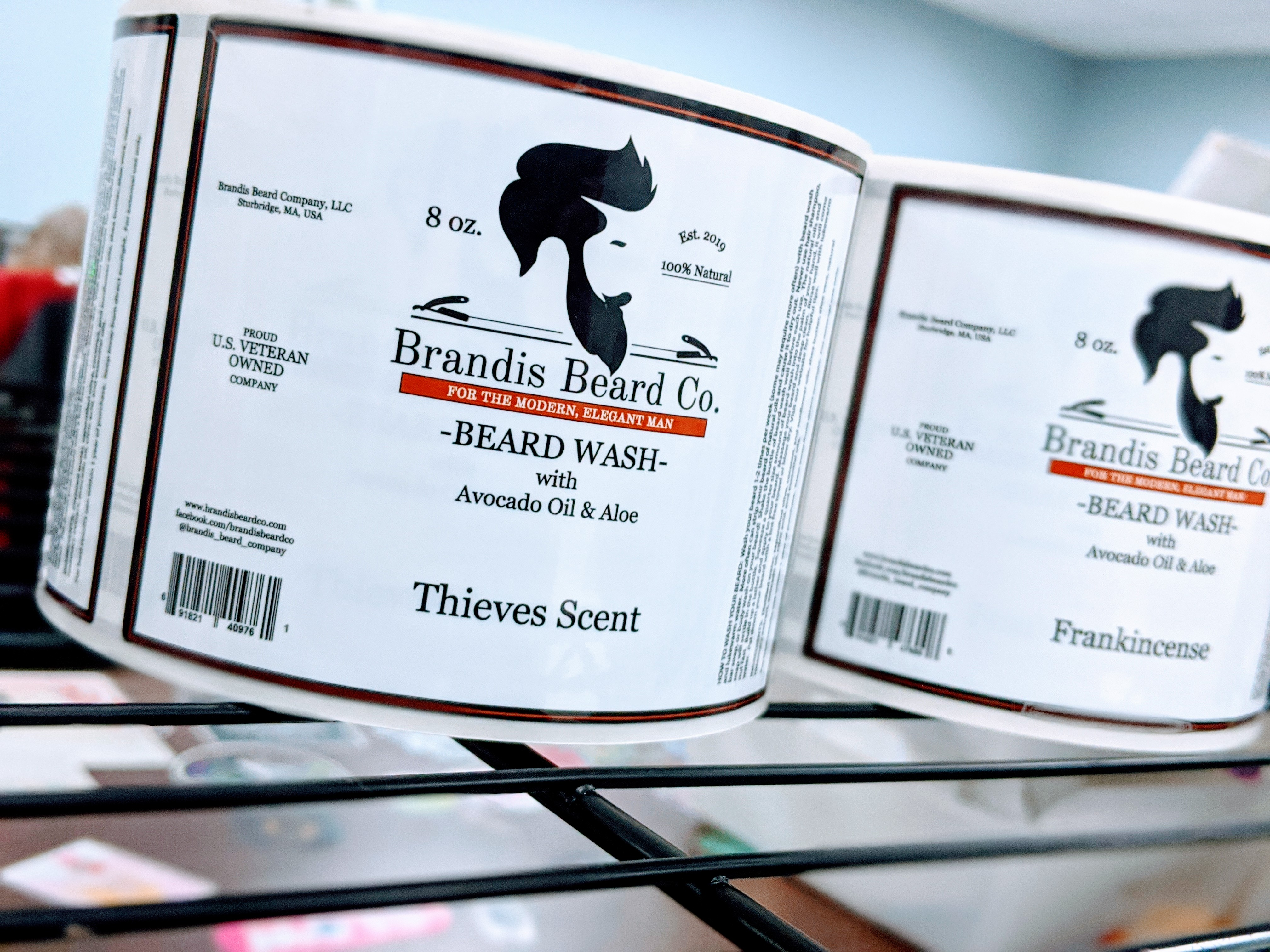 StickerGiant-Brandis-Beard-Co-Wash-custom-printed-Labels-on-a-roll-2020