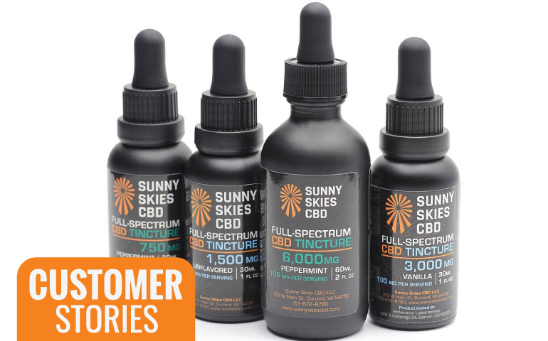 StickerGiant-Sunny-Skies-CBD-labels-blog