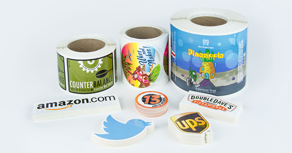 Fast custom sticker and label printing stickergiant