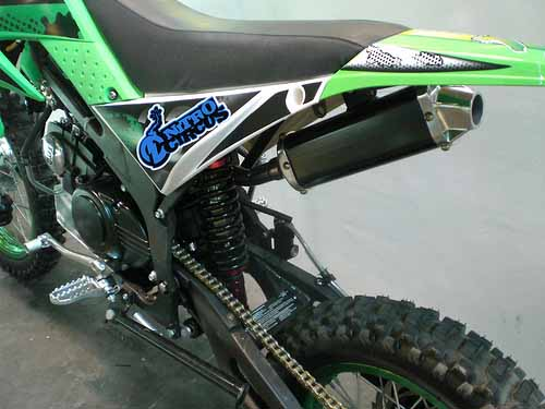 Custom-Die-Cut-Stickers-for-Nitro-Circus-on-Black-and-Green-Sport-Bike