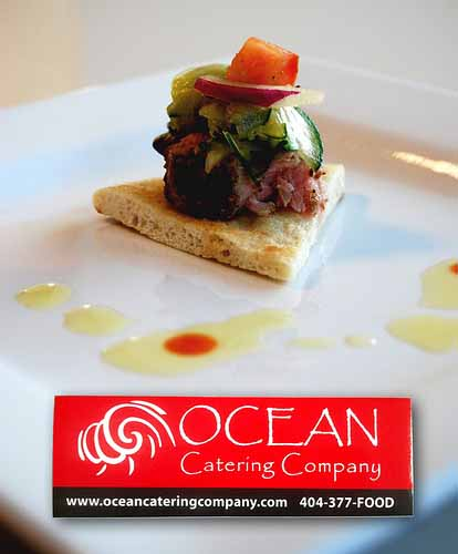 Custom-stickers-for-Oceanside-Catering-printed-by-StickerGiant