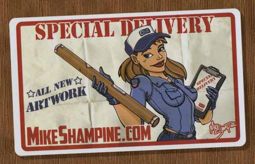 Vintage-Looking-Sticker-Special-Delivery-Mail-Lady-Sticker-for-MikeShampine.com