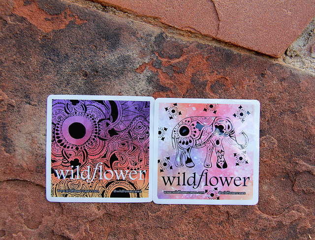 Wildflower Cases Takes Phone Fun to New Levels  Sticker Stories from StickerGiant