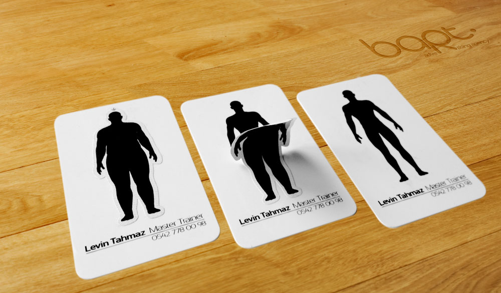 The Coolest Business Card Stickers Ever