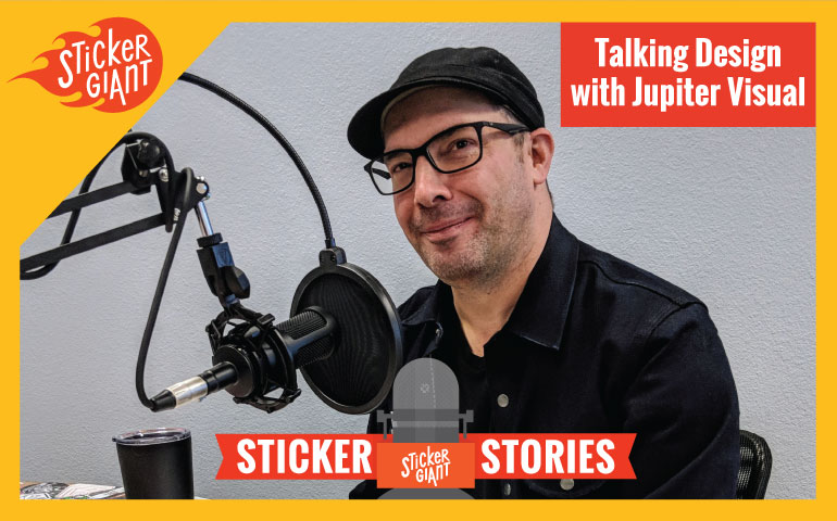 StickerGiant-Podcast-Season-2-Episode-4-Alan-Peters-Jupiter-Visual-studio-blog-2018