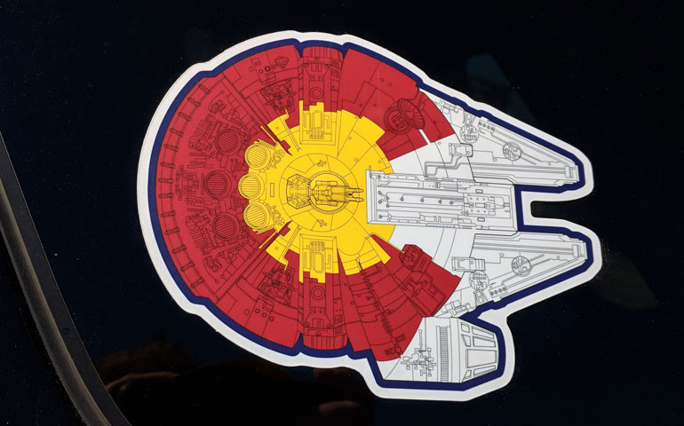 StickerGiant-High-Altitude-Apparel-Colorado-Millennium-Falcon-Matte-Sticker-2018-blog