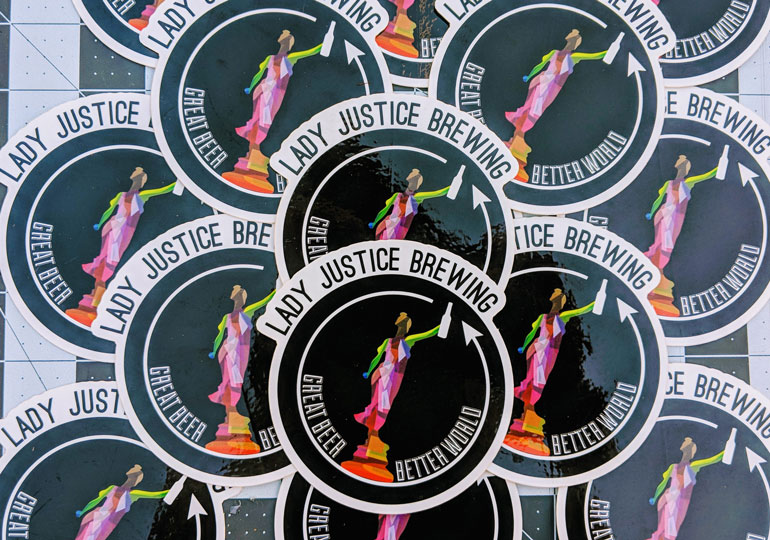 StickerGiant-Lady-Justice-Brewing-Die-Cut-Logo-Stickers-2018-blog