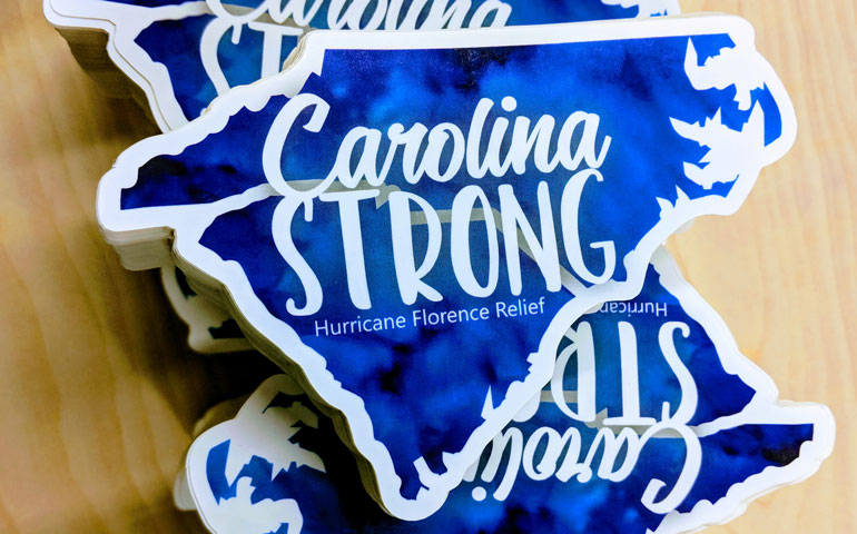StickerGiant-Carolina-Strong-Fundraising-Sticker-Gay-Dolphin-2018-blog