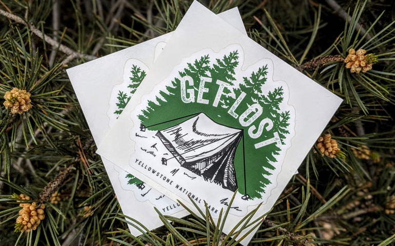 StickerGiant-Get-Lost-Yellowstone-bighorndesign-2019-matte-kiss-cut-sticker-blog